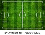 football field or image of... | Shutterstock . vector #700194337