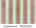 watercolor blue  beige and... | Shutterstock . vector #700216327