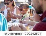 naberezhnye chelny   20 august... | Shutterstock . vector #700242577