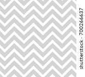 geometric white and gray pattern | Shutterstock .eps vector #700266637