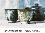 still life with traditional... | Shutterstock . vector #700272463