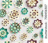muslim community festival eid... | Shutterstock .eps vector #700456507