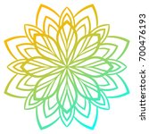 Colorful Gradient Round Elemen...
