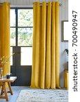 beautiful interior modern... | Shutterstock . vector #700490947