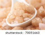 close up of peach colored bath... | Shutterstock . vector #70051663