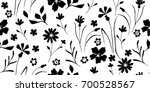 seamless vector texture with... | Shutterstock .eps vector #700528567