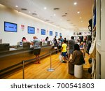 bangkok  thailand   july 18  ... | Shutterstock . vector #700541803