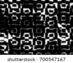 grunge halftone black and white.... | Shutterstock . vector #700547167