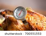 Golden Roasted Turkey With Mea...