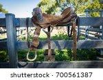 Rodeo Saddle