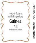 frame and border of ribbon with ...   Shutterstock .eps vector #700731937