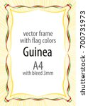 frame and border of ribbon with ...   Shutterstock .eps vector #700731973