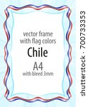 frame and border of ribbon with ...   Shutterstock .eps vector #700733353