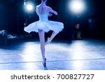 glory  dream  choreography... | Shutterstock . vector #700827727