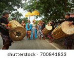 lombok  indonesia   january 7 ... | Shutterstock . vector #700841833