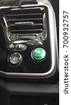 Small photo of ECON button, Economy switch, economy button, hi-tech engine, safety feul, safety power