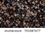 Close Up Photo Of A Stack Of...