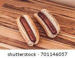 hot dog | Shutterstock . vector #701146057