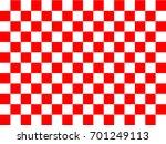 checkerboard pattern | Shutterstock . vector #701249113