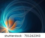 Colorful Turbulent Fractal Wit...