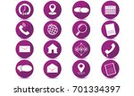 solid icon  | Shutterstock .eps vector #701334397