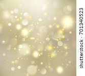 gold new year abstract glitter... | Shutterstock .eps vector #701340523