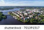 h meenlinna city top view | Shutterstock . vector #701391517