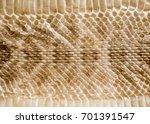 genuine snake skin leather for... | Shutterstock . vector #701391547