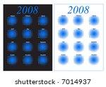 illustration of calendar for... | Shutterstock .eps vector #7014937