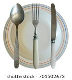 cutlery tableware elements... | Shutterstock . vector #701502673