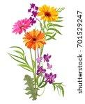 Bouquet Of Gerbera Daisy ...