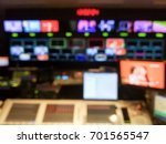 blur image video switch of... | Shutterstock . vector #701565547