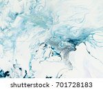 blue and pink marble abstract... | Shutterstock . vector #701728183