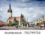 presov  slovakia   august 27 ...   Shutterstock . vector #701799733