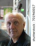 Small photo of Herman van Veen, dutch comedian, singer and author (Alfred Jodocus Kwak), at the Frankfurt Bookfair / Buchmesse Frankfurt 2016 in Frankfurt am Main, Germany