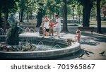 belgrade  serbia   16. august... | Shutterstock . vector #701965867