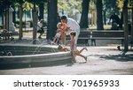 belgrade  serbia   16. august... | Shutterstock . vector #701965933