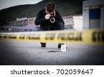 Crime Scene  Murder ...