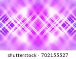 abstract blue fractal... | Shutterstock . vector #702155527