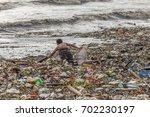 manila  philippines   august 23 ... | Shutterstock . vector #702230197