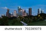 Small photo of Houston Skyline