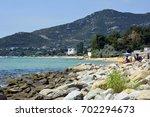 kavala  east macedonia  greece  ... | Shutterstock . vector #702294673