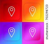 place localizer four color...