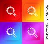 search four color gradient app...