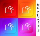 import four color gradient app...