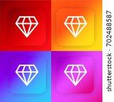 vip four color gradient app...