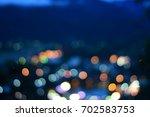 blur and bokeh | Shutterstock . vector #702583753