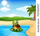 vector illustration of cartoon...   Shutterstock .eps vector #702583927