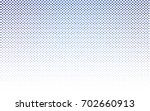 dark blue vector red pattern of ... | Shutterstock .eps vector #702660913