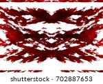 red black white aged grunge... | Shutterstock . vector #702887653